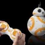 スター・ウォーズのおもちゃなら…リモコンで面白いぞ!かわいいロボットBB-8。