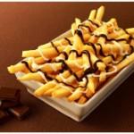 フライドポテトとチョコがコラボ、マクドナルド初!そしてロイズにもあるぞ!